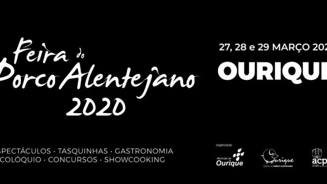 Feira do Porco Alentejano 2020: inscrições abertas até 18 de fevereiro
