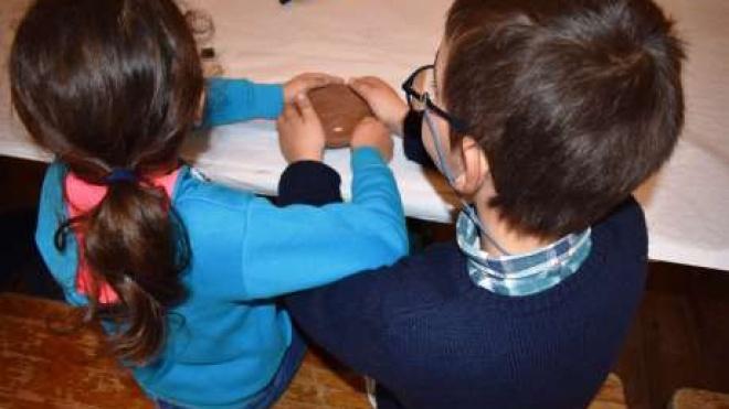 """Aljustrel: alunos são """"arqueólogos por um dia"""" no Museu Municipal"""