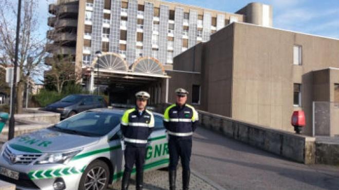 GNR de Beja fez transporte urgente de órgão para o Porto