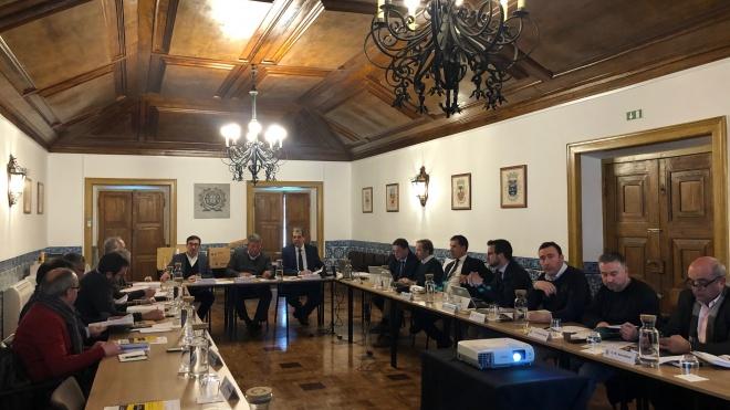 Autarcas do Baixo Alentejo reúnem-se com o Presidente da ANACOM
