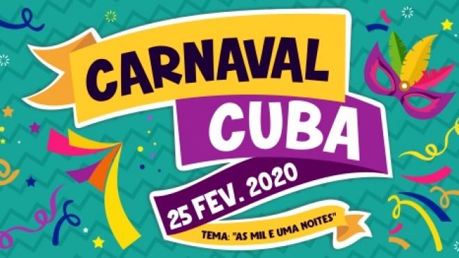 Corso de Carnaval de Cuba com inscrições abertas