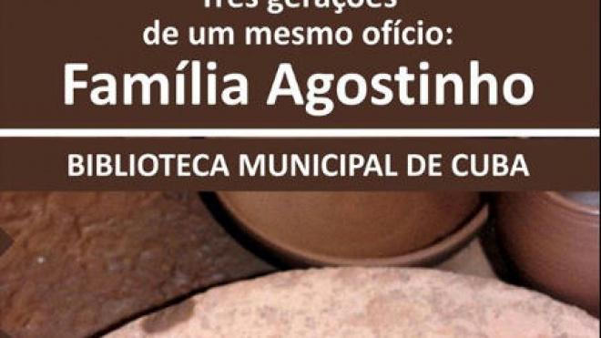 Exposição de Olaria para apreciar na Biblioteca de Cuba
