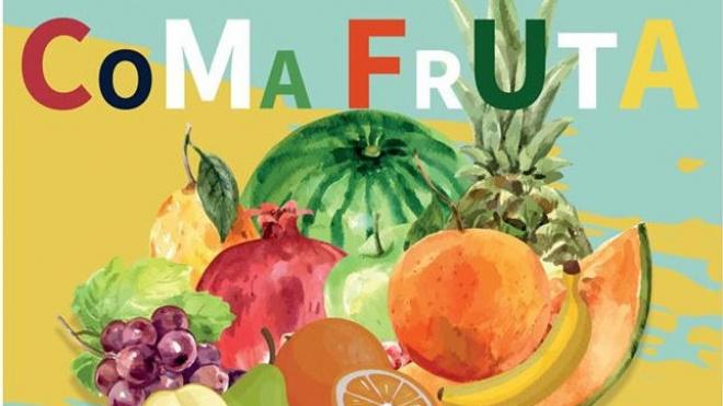 Projeto Coma Fruta da Câmara de Serpa abrange 447 crianças