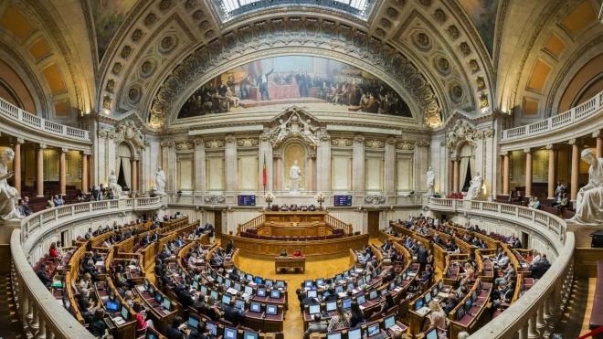 Votação final global da proposta de OE 2020