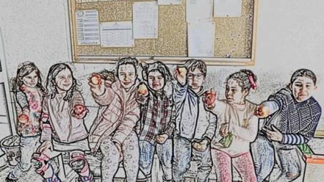 Autarquia de Alvito reforça distribuição de frutas nas escolas
