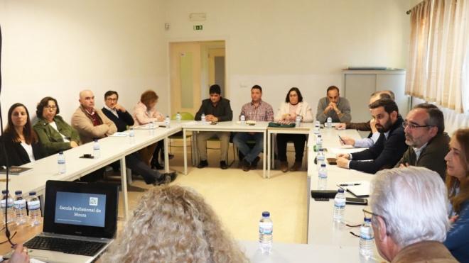 Conselho Consultivo da Escola Profissional de Moura foi reativado