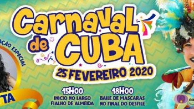 """""""As Mil e Uma Noites"""" é o tema do Carnaval de Cuba 2020"""