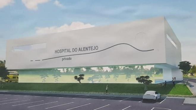 Beja: Assinada Escritura entre autarquia e o Grupo Hospital Privado do Alentejo