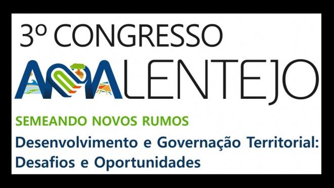 Abertas inscrições para 3º Congresso AMALENTEJO