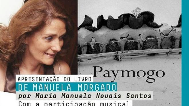 """Biblioteca de Beja recebe apresentação do livro """"Paymogo"""""""