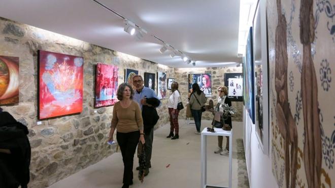 Exposição Mertolarte apresenta mais de 100 obras