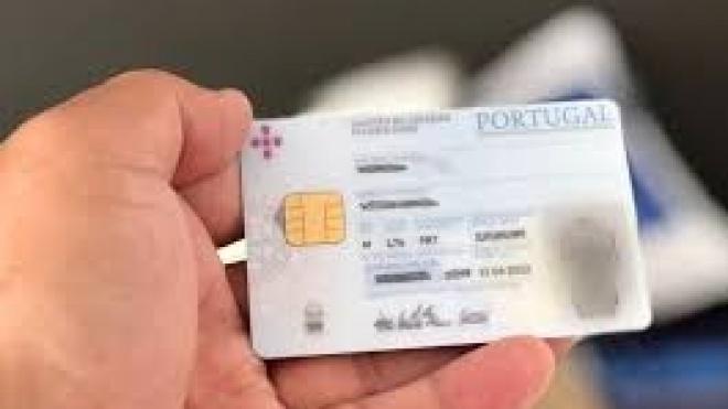 Os portugueses vão poder receber o Cartão de Cidadão em casa