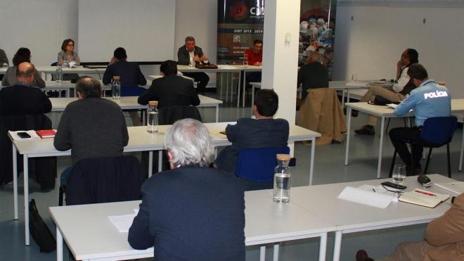 COVID-19: CIMBAL reuniu-se com entidades da região