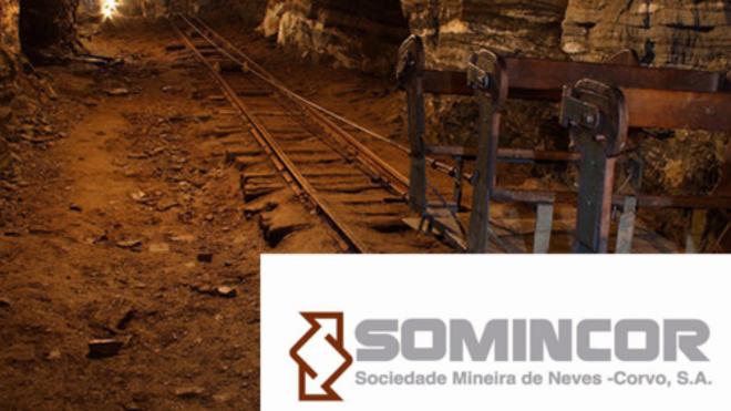 Somincor retoma projeto de expansão do zinco (ZEP) em janeiro
