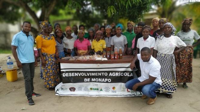 ADPM: formação em transformação agro-alimentar foi um sucesso