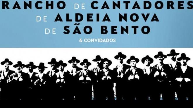 Adiados concertos do Rancho de Cantadores de Aldeia Nova de São Bento em Lisboa e no Porto