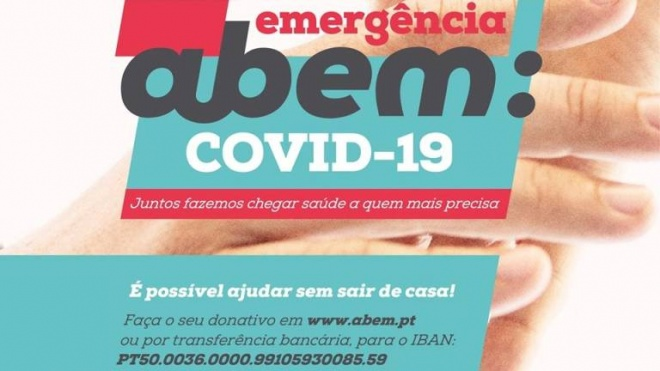 """Associação Dignitude lança iniciativa """"Emergência abem:COVID-19"""""""