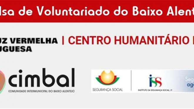 Estão abertas inscrições para Banco de Voluntariado do Baixo Alentejo