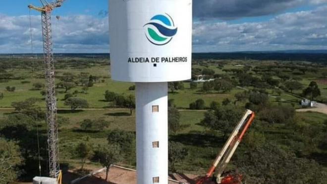 Melhoria no abastecimento de Água a Aldeia de Palheiros