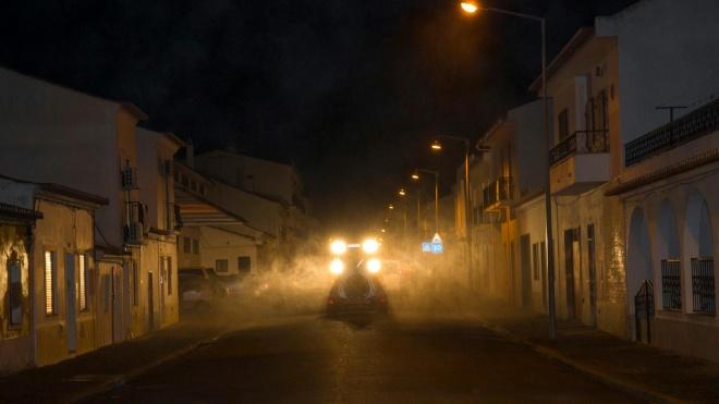 Moura prossegue com desinfeção de ruas