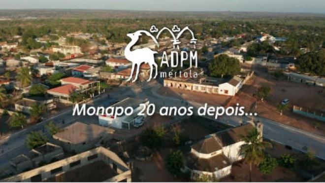 """ADPM: apresenta documentário """"Monapo 20 anos depois"""""""
