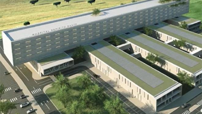 ALENTEJO 2020: 40 milhões de euros para construção do Hospital Central do Alentejo