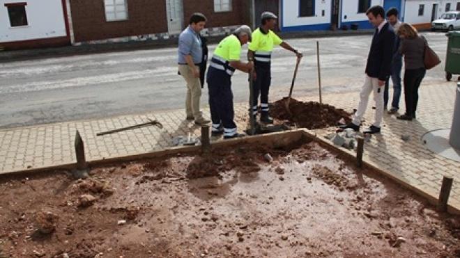 Ourique: autarquia comprou equipamentos novos para os trabalhadores