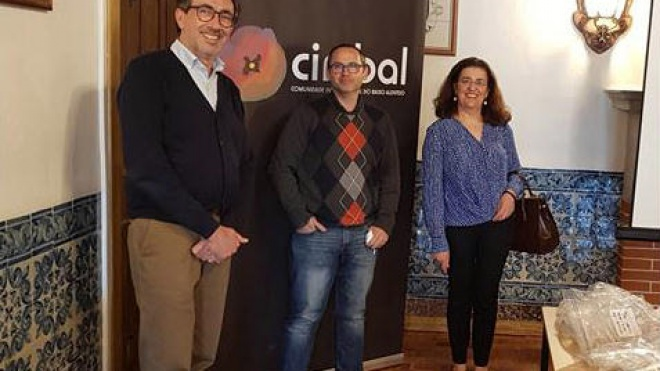 Advogados do Baixo Alentejo recebem viseiras da CIMBAL