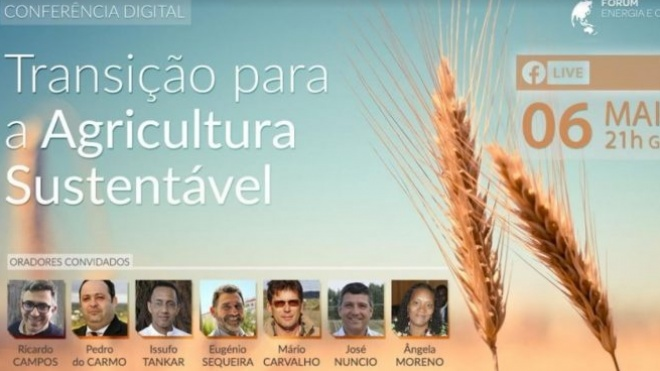Fórum da Energia e Clima debate Transição para a Agricultura Sustentável