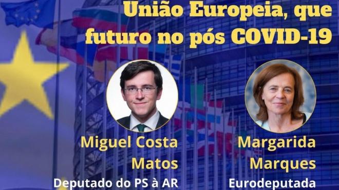 JS do Baixo Alentejo discute o futuro da Europa no pós COVID-19