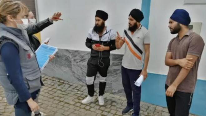 Acções de sensibilização junto das comunidades migrantes do concelho de Beja