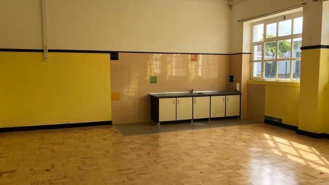 Escola e Casa Mortuária em São Matias com obras concluídas