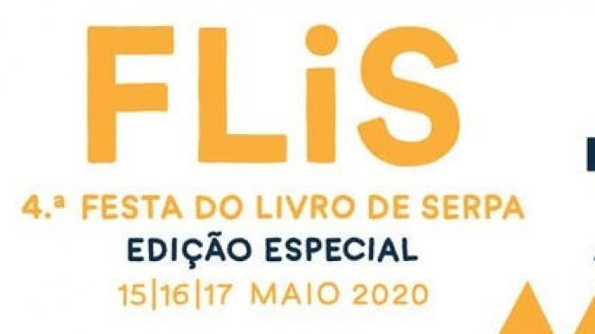 """Termina hoje em Serpa a Festa do Livro """"em versão on-line"""""""