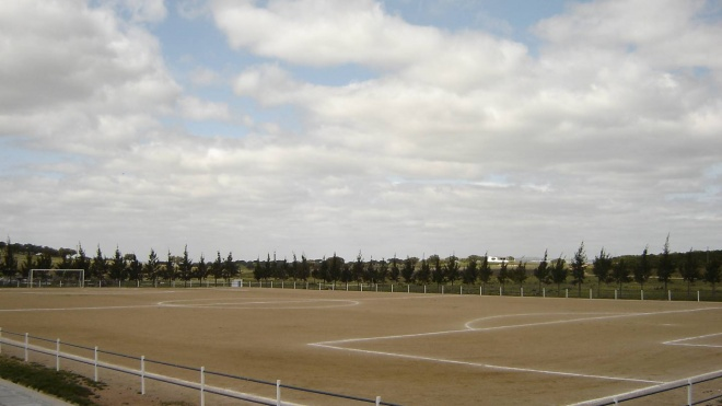 Campo de Futebol de Faro do Alentejo alvo de requalificação