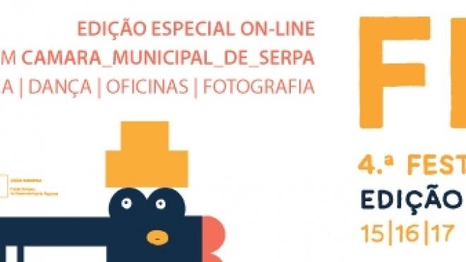 """Serpa continua a receber a Festa do Livro até domingo """"em versão on-line"""""""