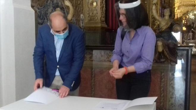 """""""Museu de Beja vai ser o grande epicentro cultural do Baixo Alentejo"""""""