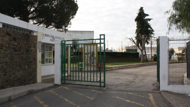 Obras de requalificação da EB 2/3 S de Ourique