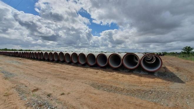 EDIA: construção de novos blocos de rega de Alqueva