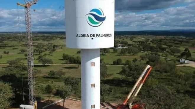 Ourique: inaugura infraestrutura de abastecimento de água em Aldeia de Palheiros