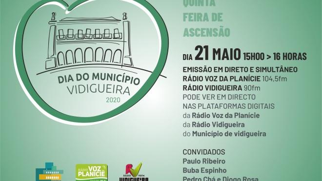 Vidigueira celebra Dia do Município com emissão no Museu Municipal