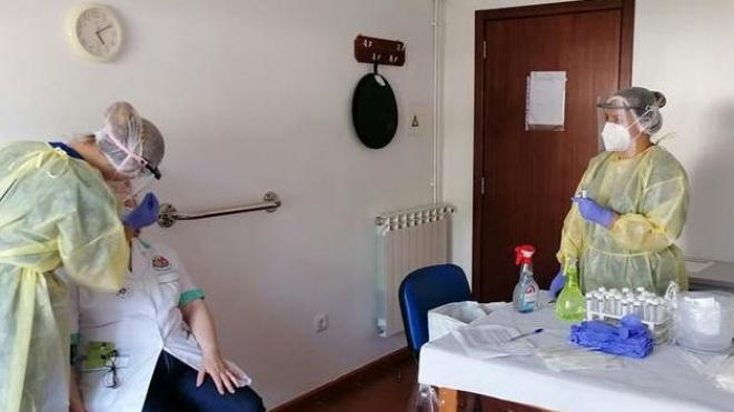 Utentes e funcionários de lar de Alvito já foram testados
