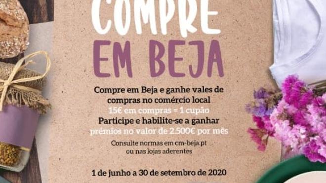 """""""Compre em Beja"""" é tema de campanha"""