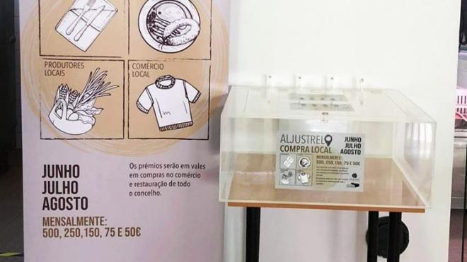 """""""Aljustrel Compra Local"""": primeiro sorteio acontece no dia 4 de julho"""