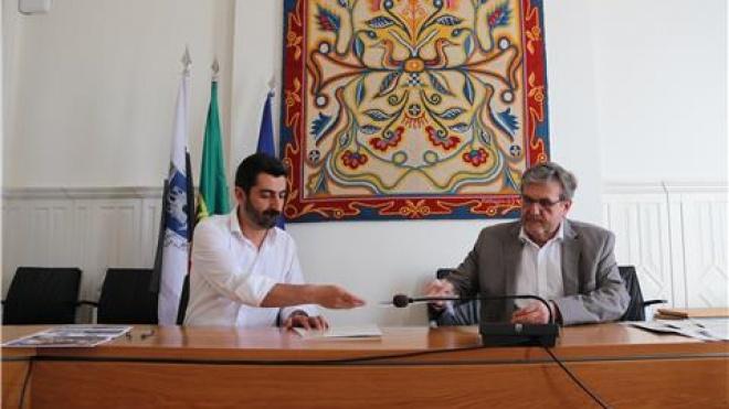 Câmara de Serpa assina protocolo de cooperação com a CPMME