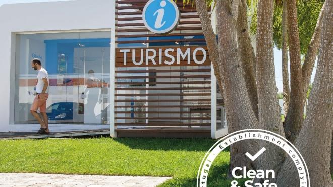 """Odemira: reabre postos de turismo com selo """"Clean&Safe"""""""