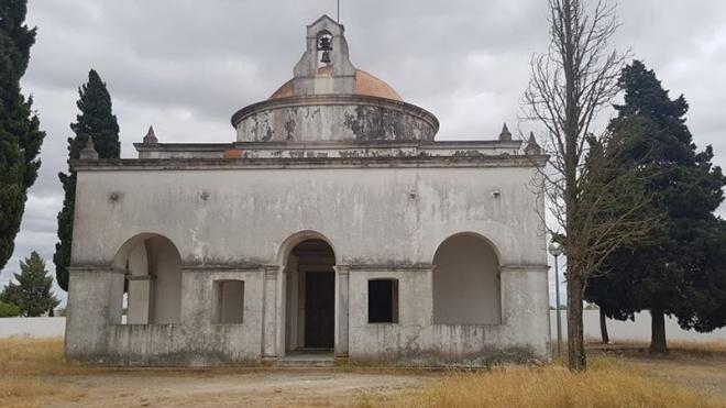 Câmara de Beja vai proceder à pintura total da Ermida de São Pedro