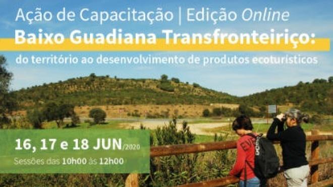 VALAGUA: realiza ação de ecoturismo no Baixo Guadiana Transfronteiriço