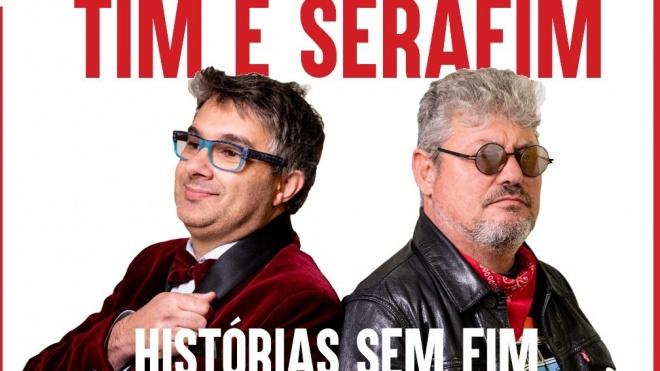"""""""Histórias sem Fim"""" com Tim e Serafim para ouvir hoje"""