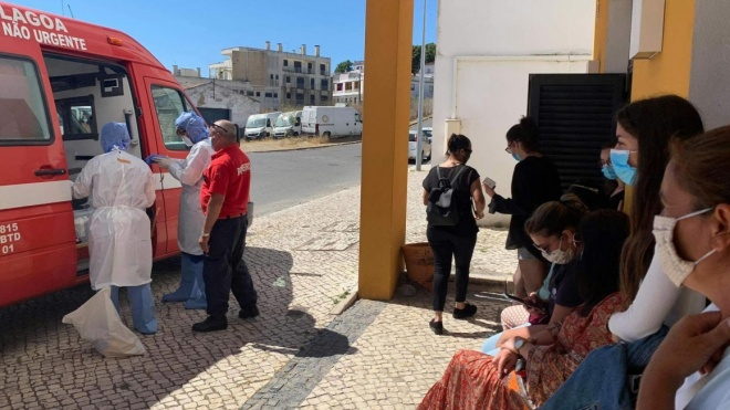 Cercibeja: nesta segunda-feira regressa a formação à instituição