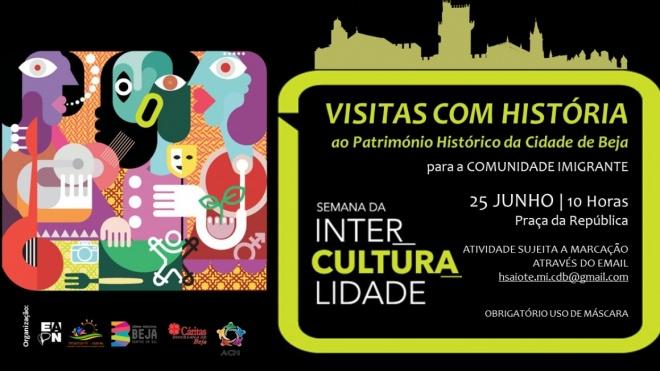 EAPN: promove visita ao património histórico da cidade de Beja
